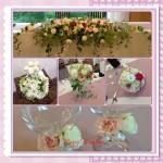 ウェデイング装花